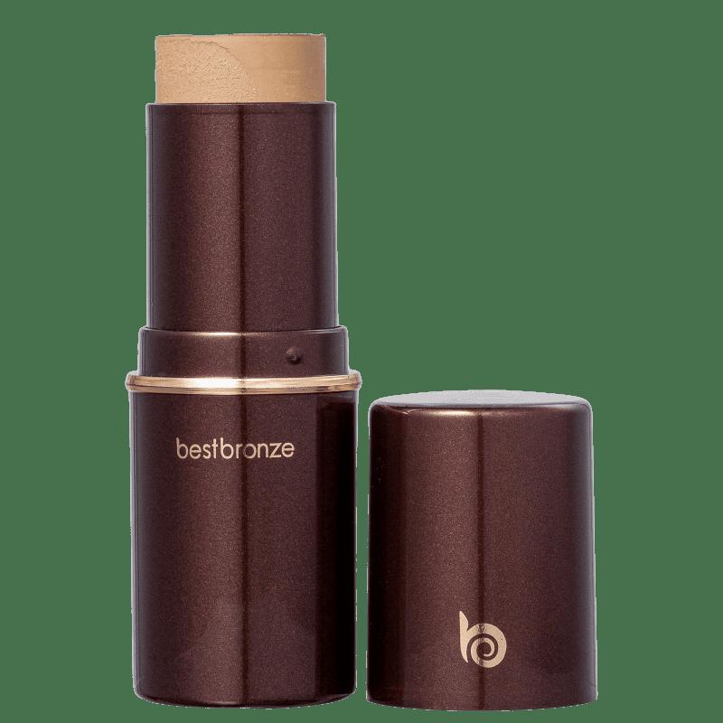 Best Bronze SPF Colour FPS 50 Light 2 - Base em Bastão 20g