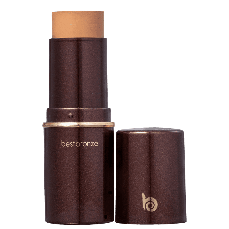 Best Bronze SPF Colour FPS 50 Bronze 1 - Base em Bastão 20g