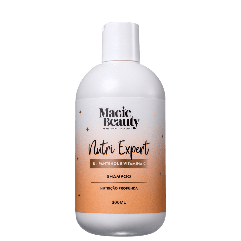 Magic Beauty Nutri Expert - Shampoo 300ml