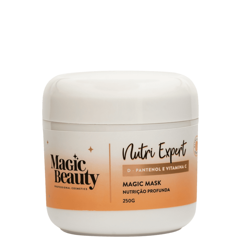 Magic Beauty Nutri Expert - Máscara Capilar 250g