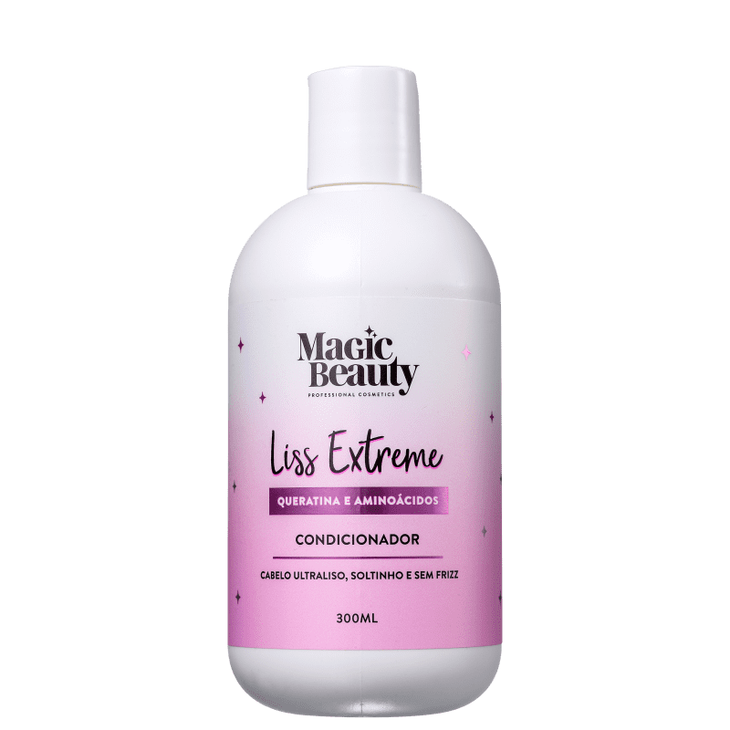 Magic Beauty Liss Extreme - Condicionador 300ml