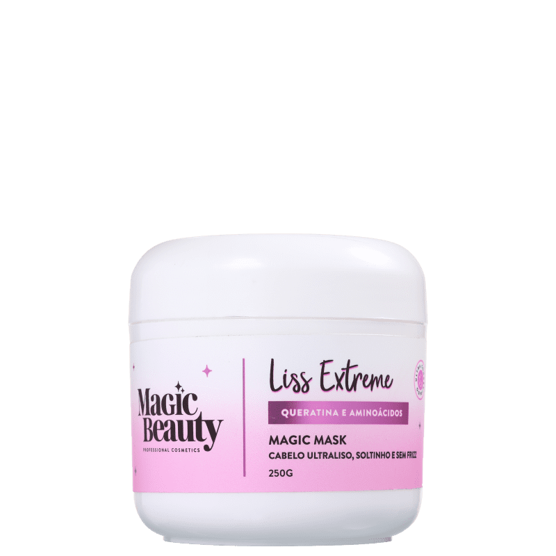 Magic Beauty Liss Extreme - Máscara Capilar 250g