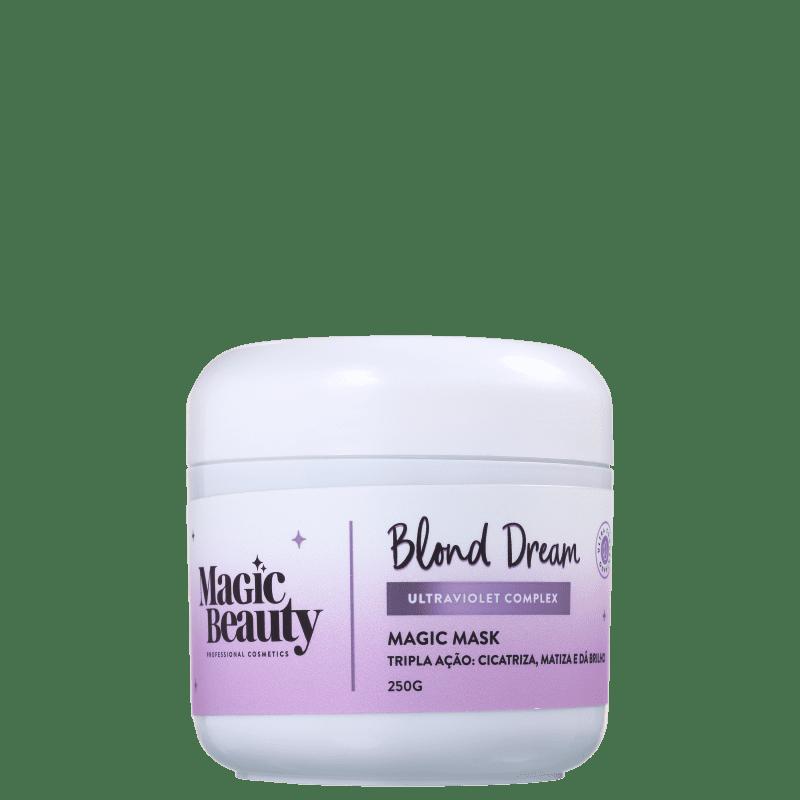 Magic Beauty Blond Dream - Máscara Capilar 250g
