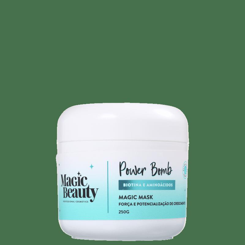 Magic Beauty Power Bomb - Máscara Capilar 250g