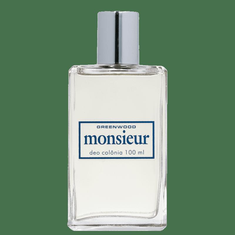 Monsieur Fiorucci Eau de Cologne - Perfume Masculino 100ml