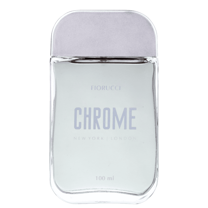 Chrome Fiorucci Eau de Cologne - Perfume Masculino 100ml