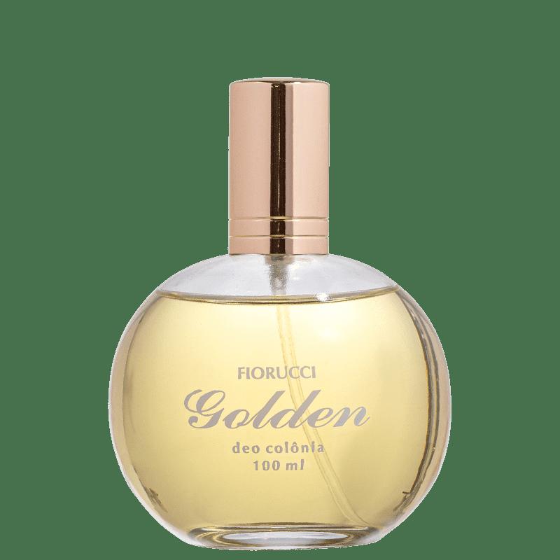 Golden Fiorucci Eau de Cologne - Perfume Feminino 100ml