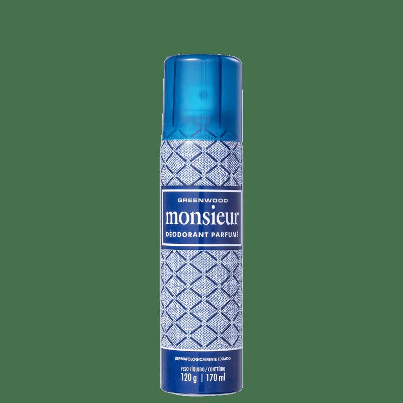 Fiorucci Monsieur - Desodorante Spray Masculino 120g