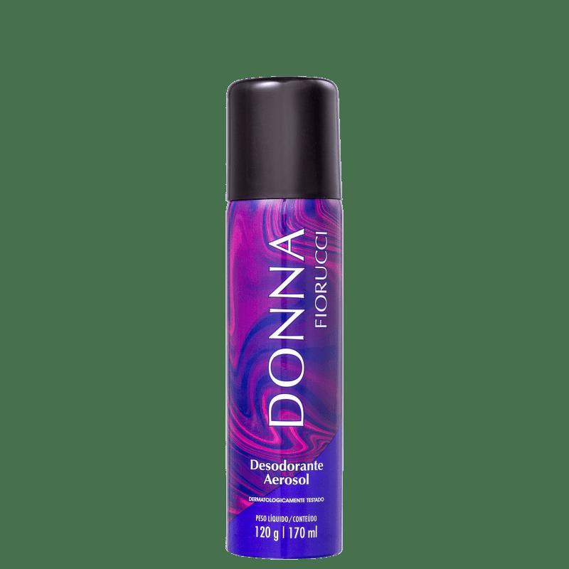 Fiorucci Donna - Desodorante Spray Feminino 120g
