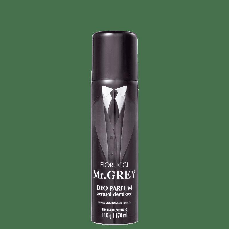 Mr. Grey Fiorucci - Desodorante Spray Masculino 120g