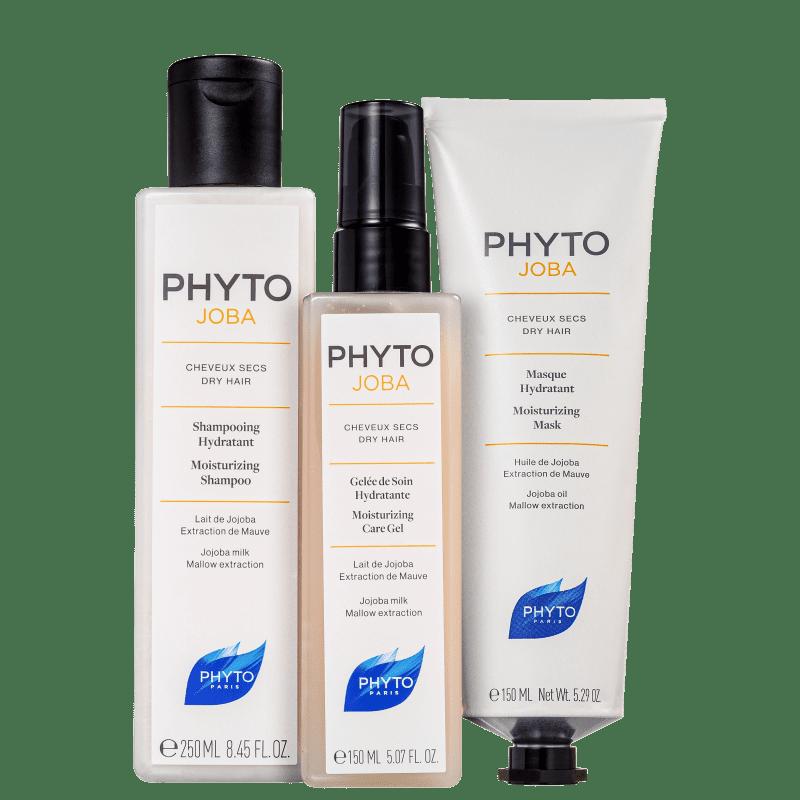 Kit PHYTO Phytojoba Moisturizing (3 Produtos)