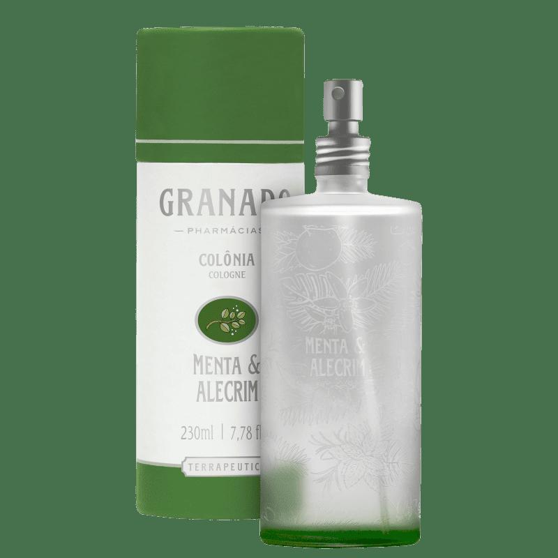 Menta & Alecrim Granado Eau de Cologne - Perfume Unissex 230ml