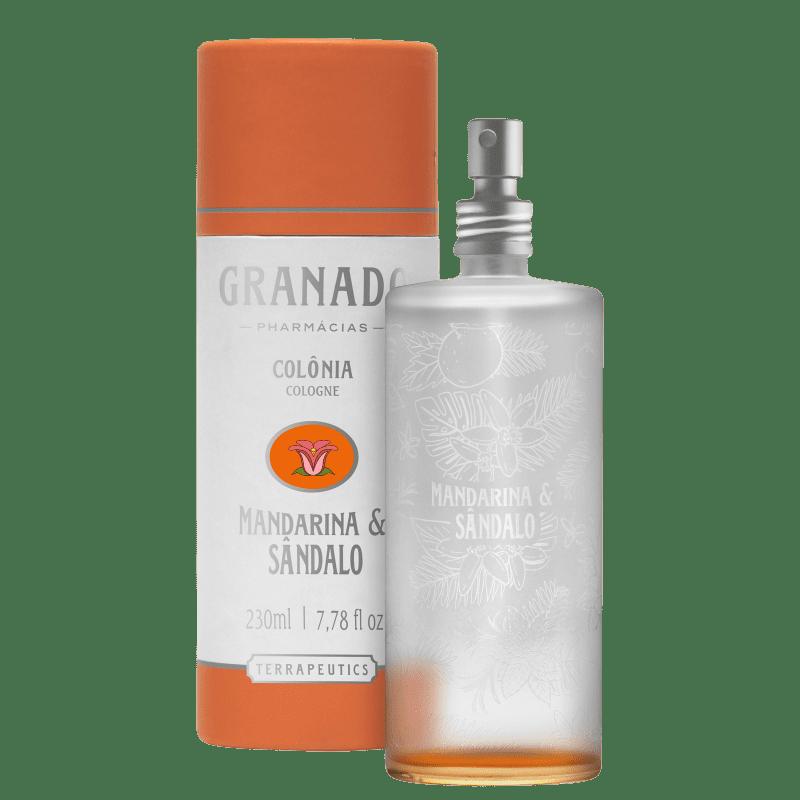 Mandarina & Sândalo Granado Eau de Cologne - Perfume Unissex 230ml