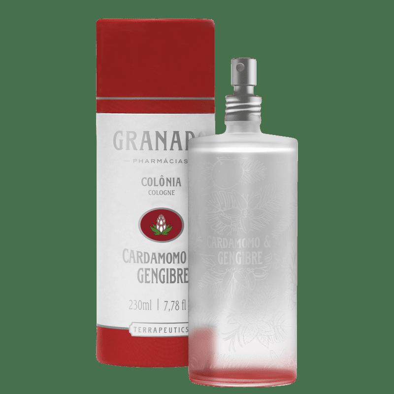 Cardamomo & Gengibre Granado Cologne - Perfume Unissex 230ml