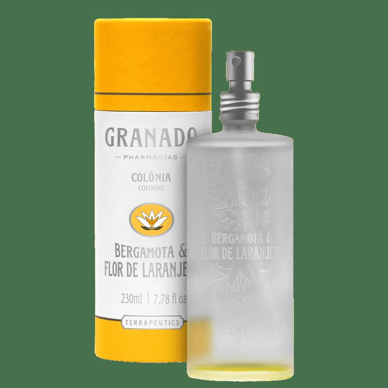 Bergamota & Flor de Laranjeira Granado Eau de Cologne - Perfume Unissex 230ml