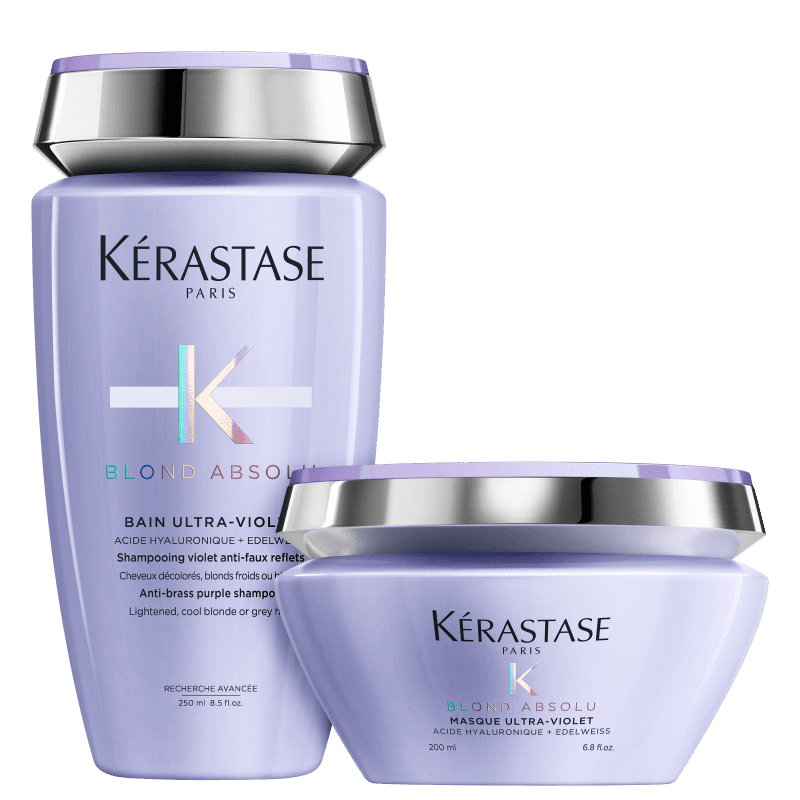Kit Kérastase Blond Absolu Ultra-Violet Duo (2 Produtos)