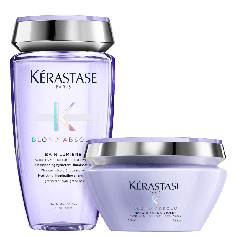 Kit Kérastase Blond Absolu Violet Lumiére (2 Produtos)