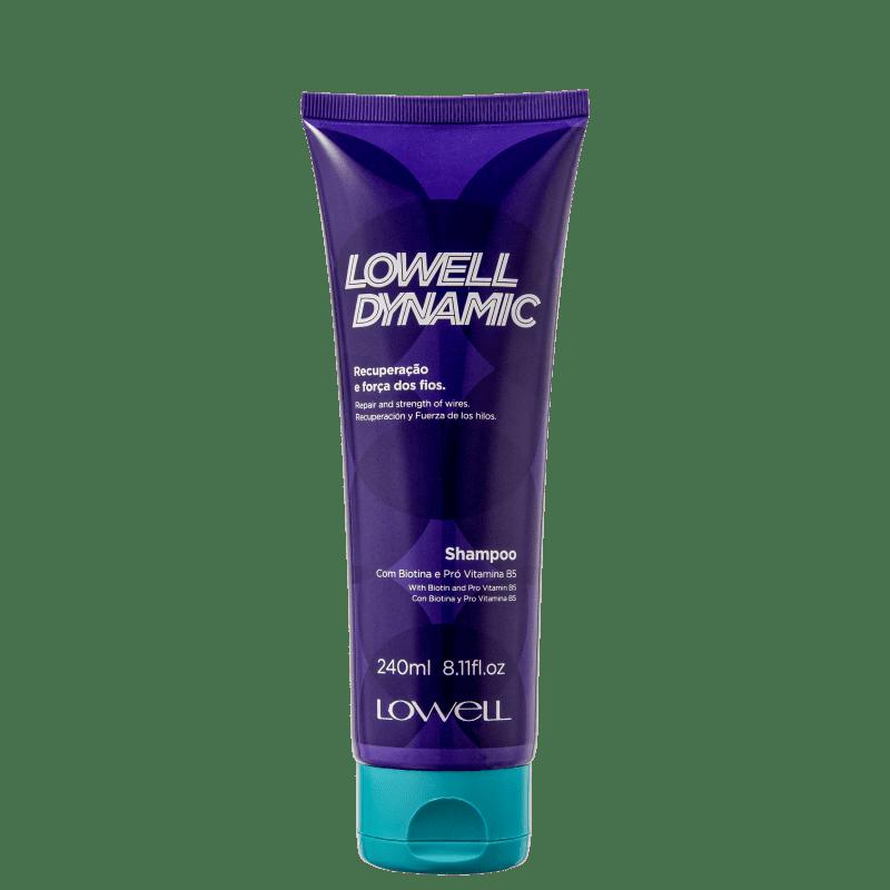 Lowell Dynamic - Shampoo 240ml
