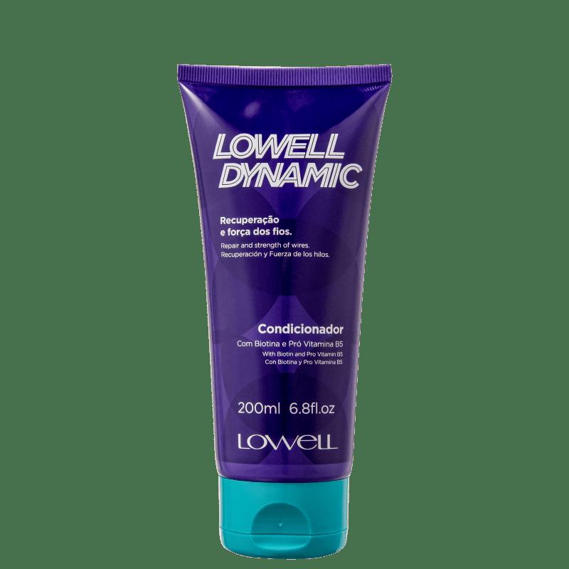 Lowell Dynamic - Condicionador 200ml
