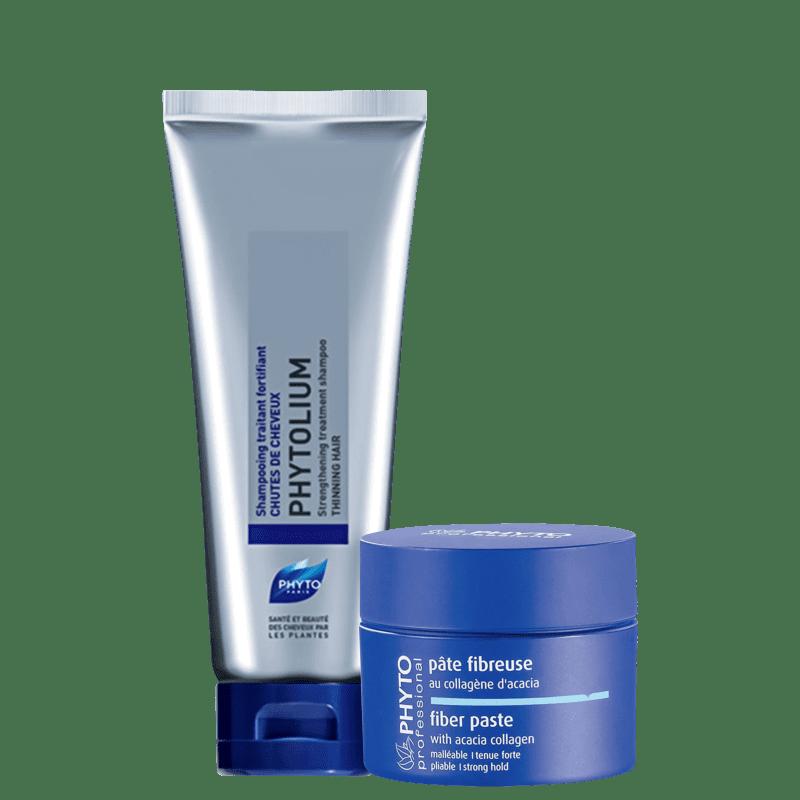 Kit PHYTO Phytolium & Fibreuse (2 Produtos)