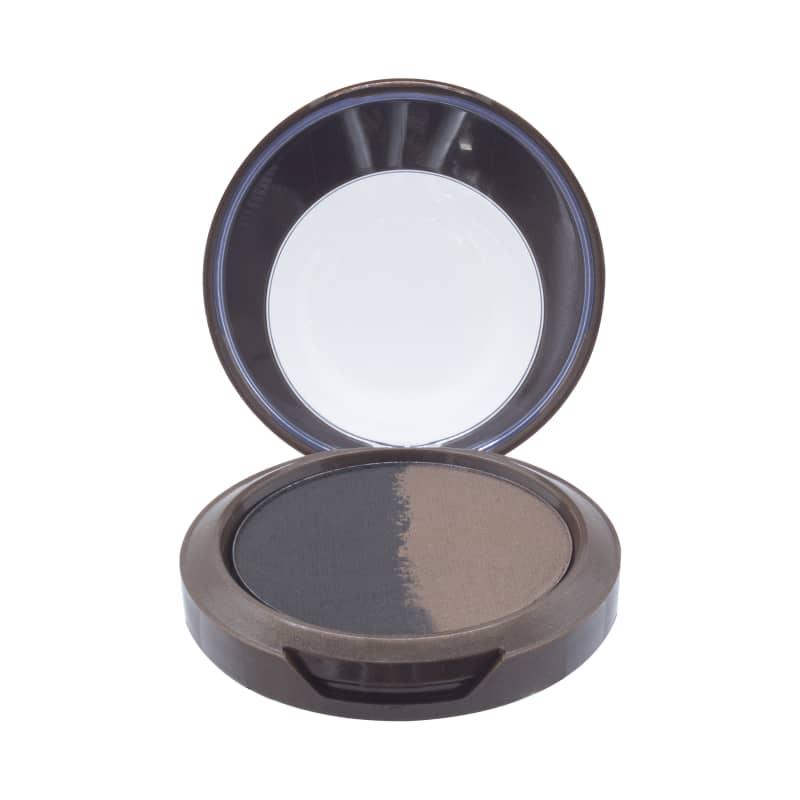Max Love Duo Sobrancelha 02 Escuro - Sombra para sobrancelhas 4g