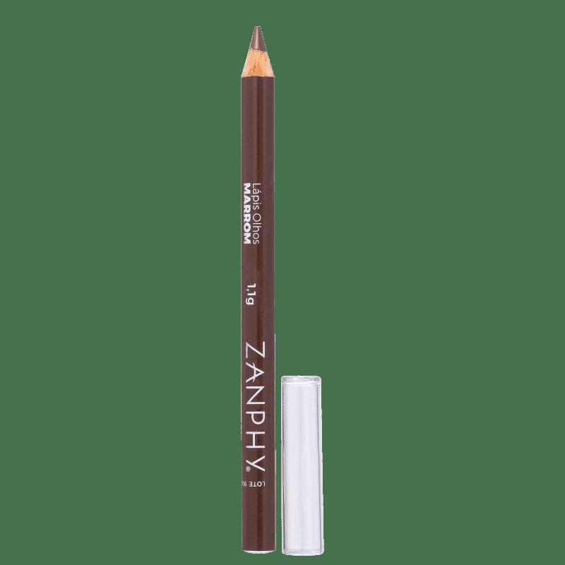 Zanphy Lábios, Olhos e Sobrancelha Marrom - Lápis Delineador 1,1g