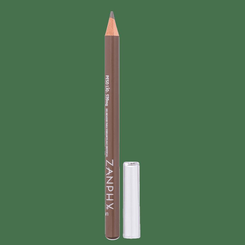Zanphy Universal - Lápis para Sobrancelha 1,2g