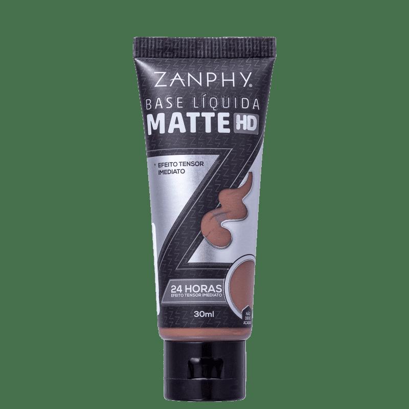 Zanphy Matte HD 06 Marrom Escuro - Basse Líquida 30ml