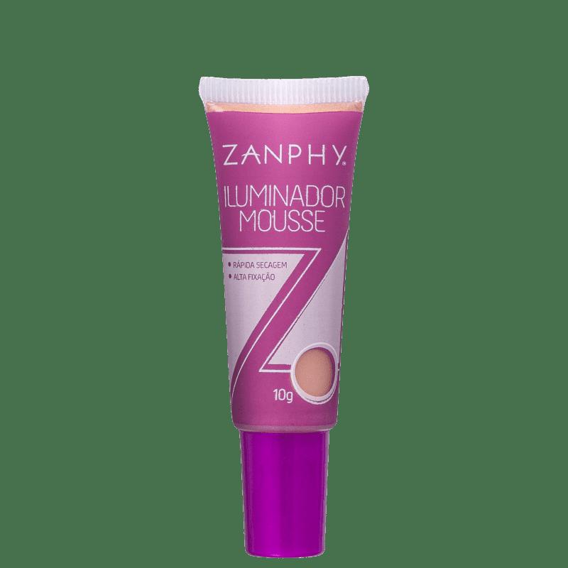 Zanphy Mousse 01 Bronze - Iluminador Cintilante 10g