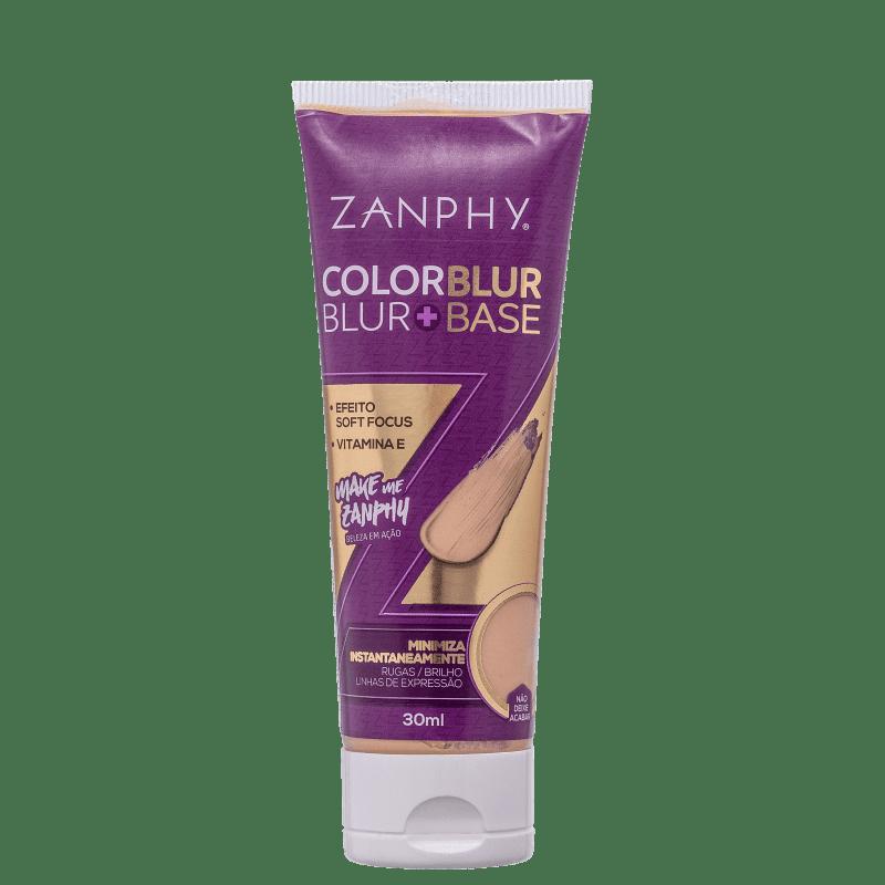 Zanphy Color Blur Bege Claro - Base 2 em 1 30ml