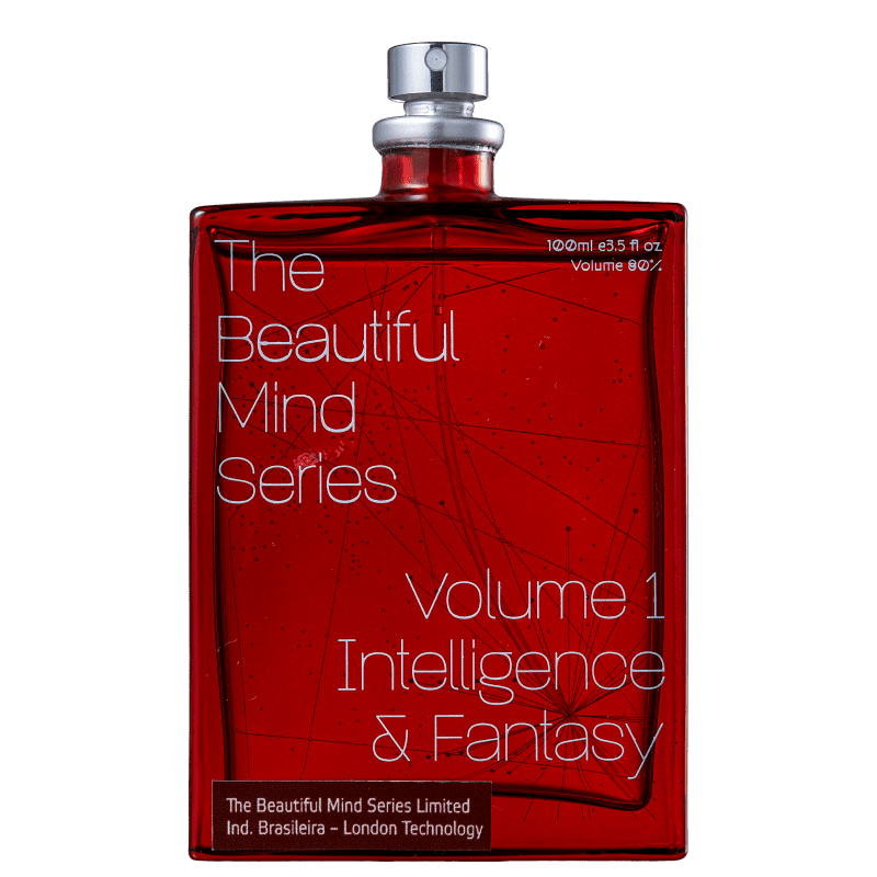 Perfume The Beautiful Mind Intelligence & Fantasy Escentric Molecules Feminino Eau de Parfum 100ml