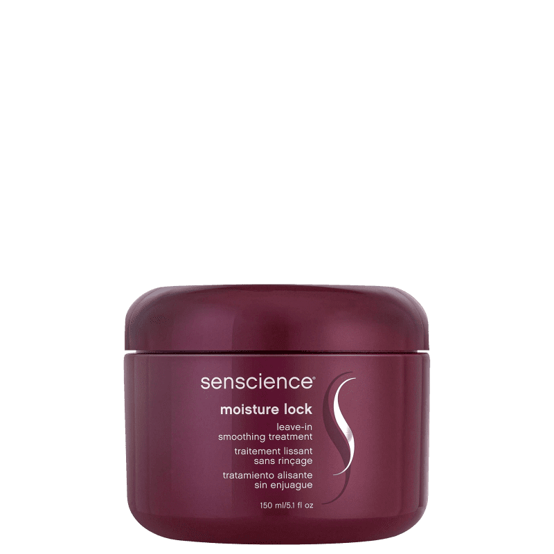 Senscience Moisture Lock Smoothing Treatment - Leave-in 150ml