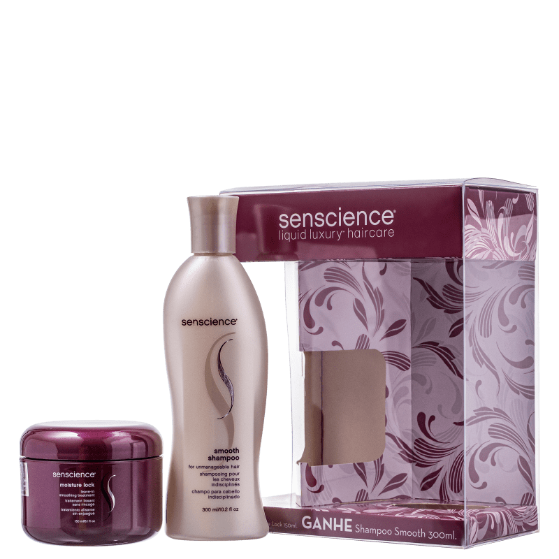 Kit Senscience Liquid Luxury Haircare (2 Produtos)