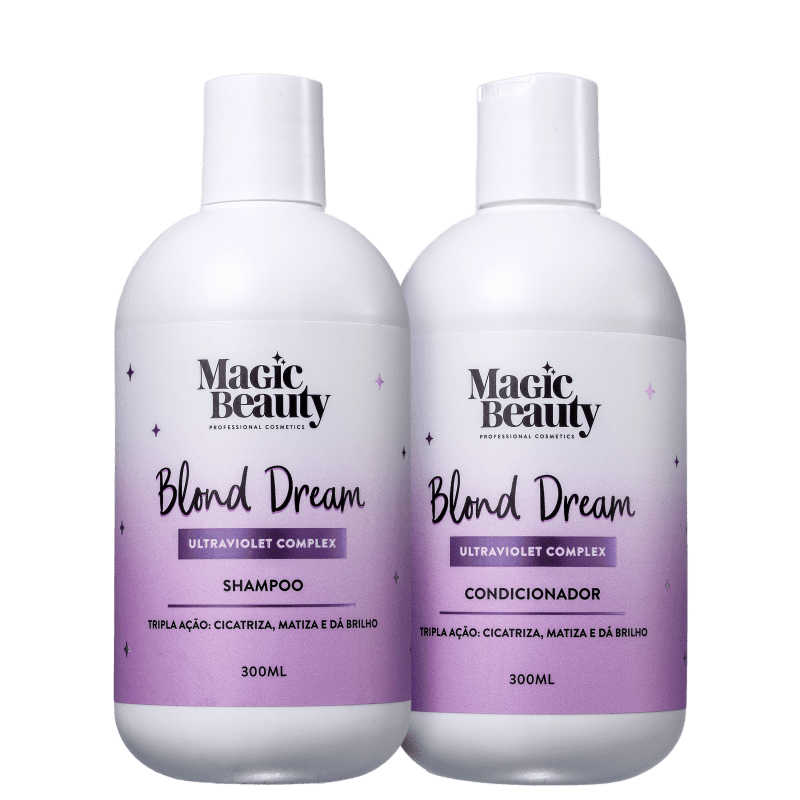 Kit Magic Beauty Blond Dream Duo (2 Produtos)