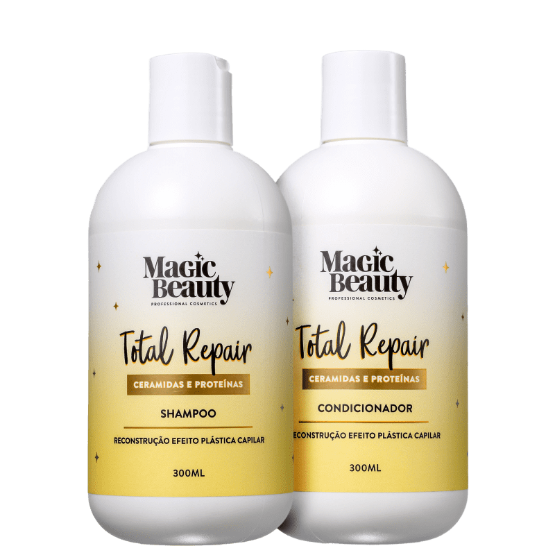 Kit Magic Beauty Total Repair Duo (2 Produtos)
