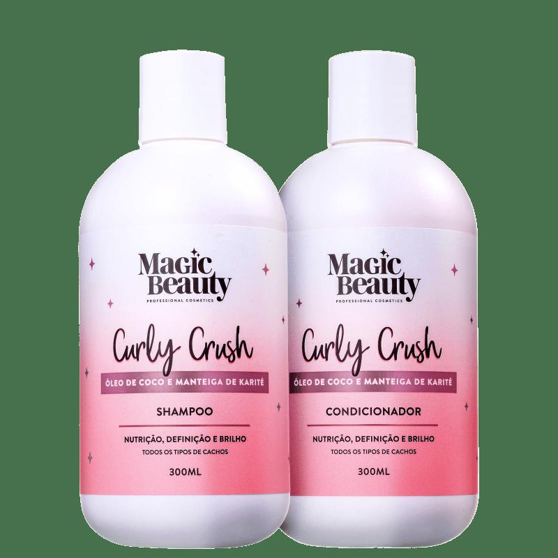 Kit Magic Beauty Curly Crush Duo (2 Produtos)