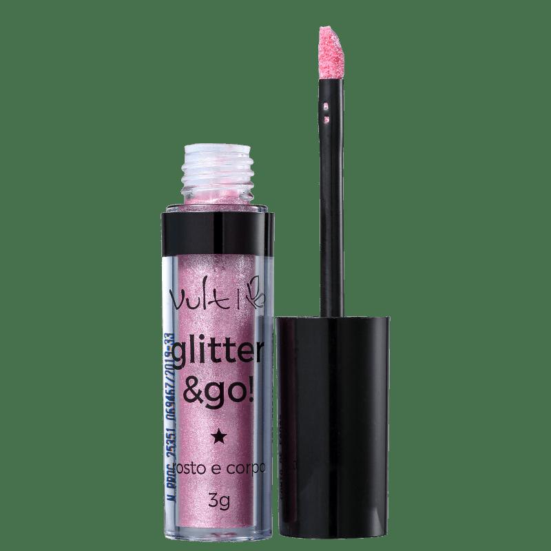 Glitter Líquido Vult Glitter & Go! Conto de Fadas 3g