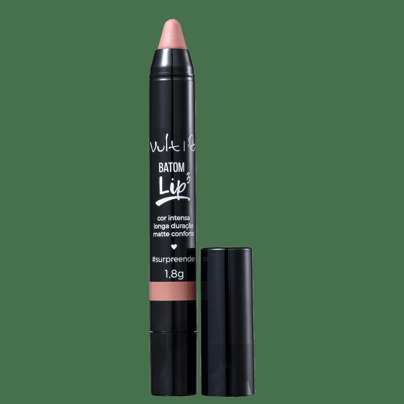 Batom Vult Lip3 Matte Surpreender 1,8g