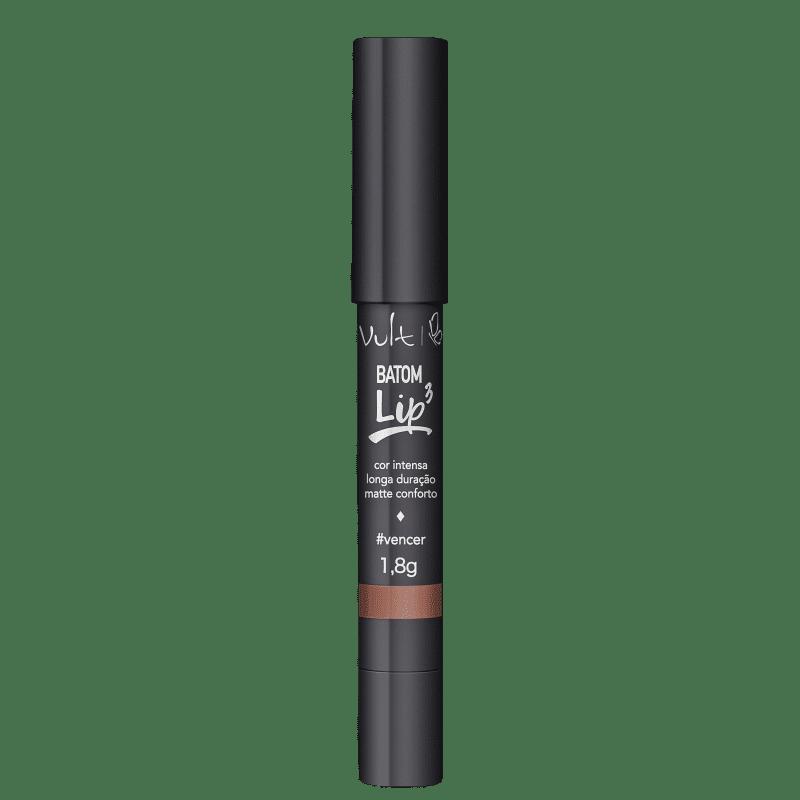Batom Vult Lip3 Matte Vencer 1,8g