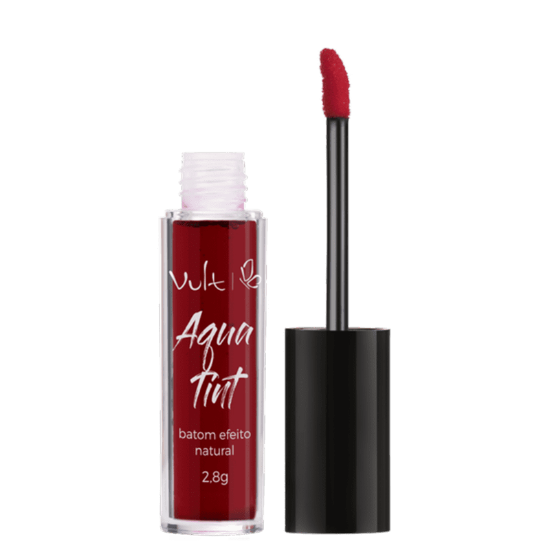 Batom Lip Tint Vult Aquatint Red 2,8g