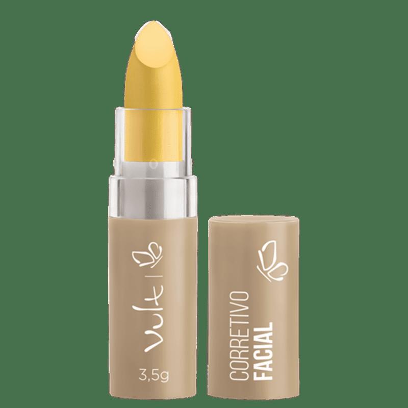 Corretivo Vult Facial Amarelo 3,5g