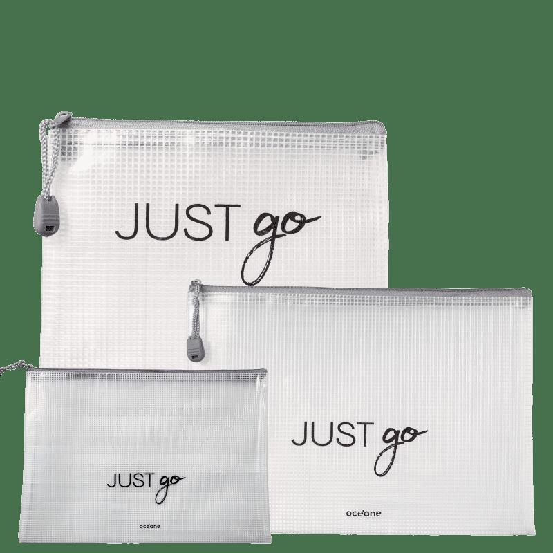 Kit Océane Viagem Pack It All (3 Produtos)