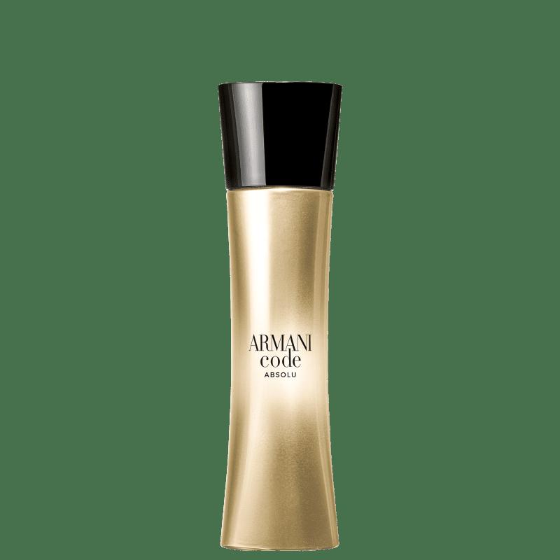 Code Absolu Giorgio Armani Eau de Parfum - Perfume Feminino 30ml