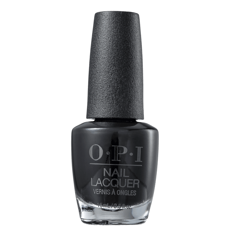 OPI Black Onyx - Esmalte Cremoso 15ml