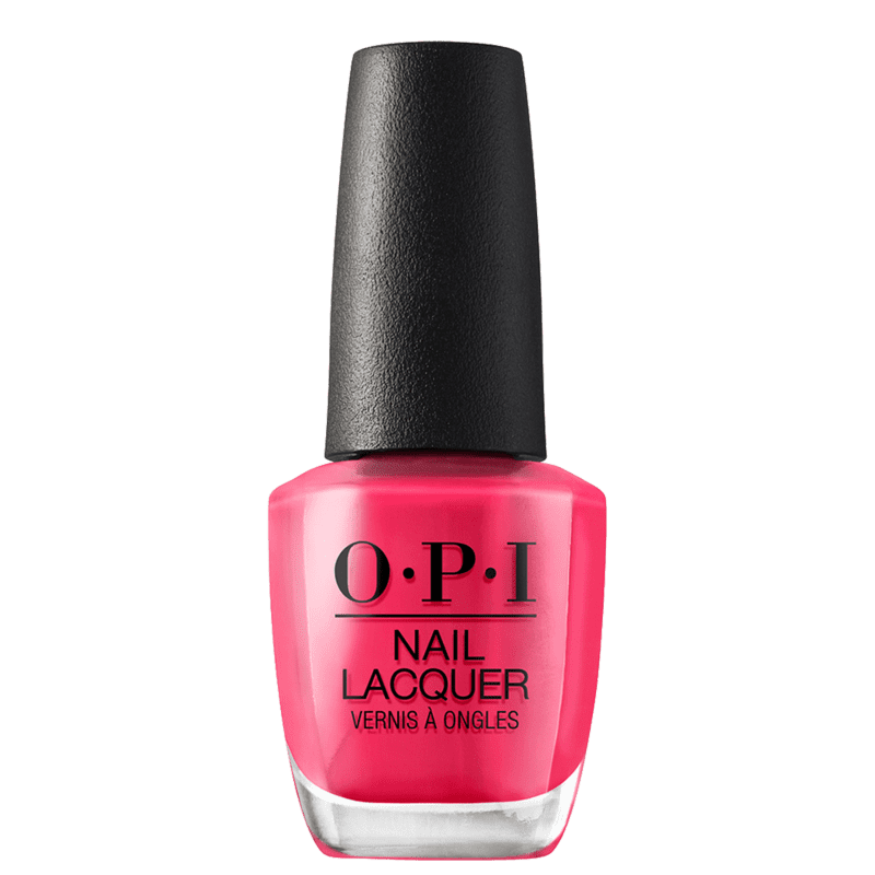 OPI Charged Up Cherry - Esmalte Cremoso 15ml
