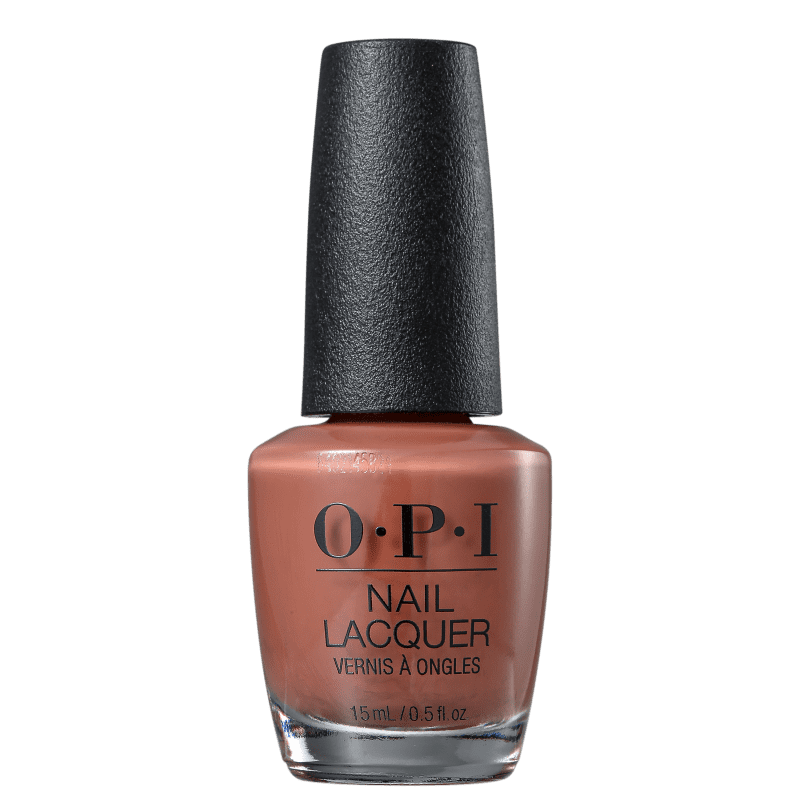 OPI Chocolate Moose - Esmalte Cremoso 15ml