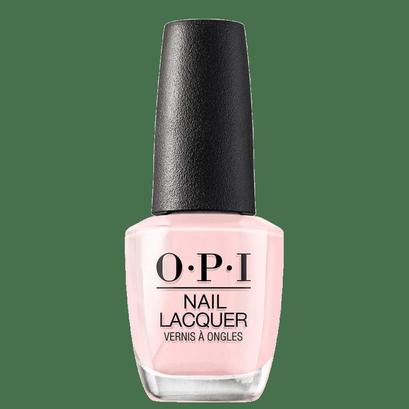 OPI Put It In Neutral - Esmalte Cremoso 15ml