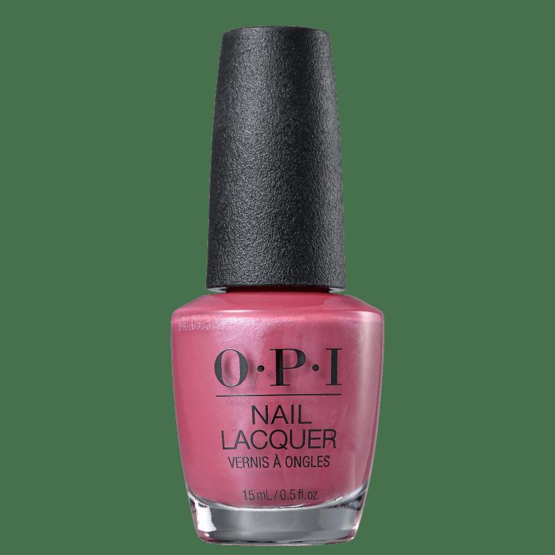OPI Not So Bora-Bora-ing Pink - Esmalte Cintilante 15ml