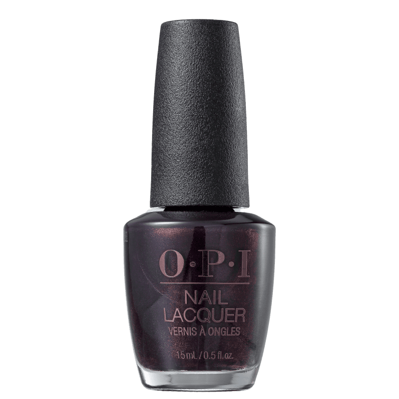 OPI Black Cherry Chutney - Esmalte Perolado 15ml