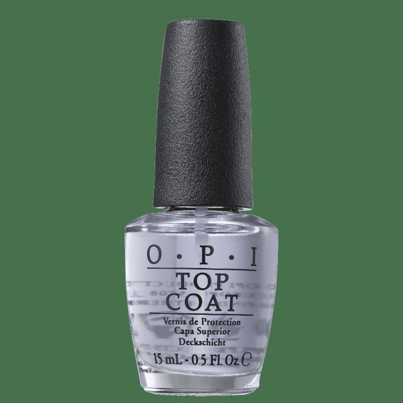 OPI NTT 30 Top Coat - Óleo Secante para Esmalte 15ml